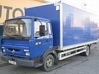 Лобовое стекло Renault Midliner 110-200, триплекс