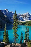 Карбоновий обігрівач-картина Озеро