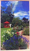 Карбоновий обігрівач-картина Квіти