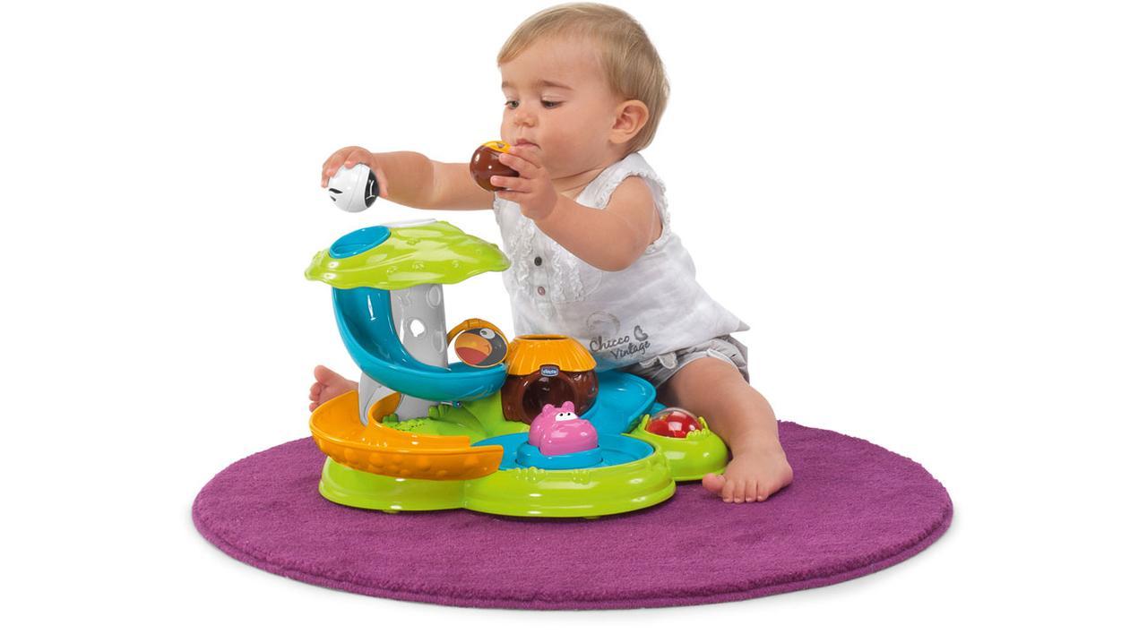 """Интерактивная игрушка для малышей """"Фантастический остров"""" 57998 Chicco"""