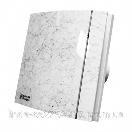 Вытяжной вентилятор SILENT-100 CZ MARBLE WHITE DESIGN - 4C (230V 50), Soler & Palau