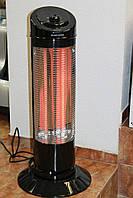 Карбоновий обігрівач ZENET HQ - 1200 B чорний