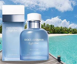 Dolce & Gabbana Light Blue Beauty of Capri туалетная вода 125 ml. (Дольче Габбана Лайт Блю Бьюти Оф Капри), фото 3