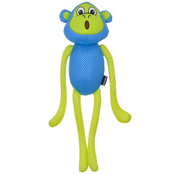 Игрушка для собак обезьяна Coastal Rascals Feisty Flappers Mesh Toy Mazie Monkey