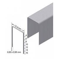 Скоба обивочная Prebena тип A-04 ширина 12.8мм (39,6 тис. шт.)
