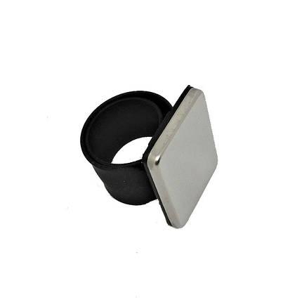 Магнитный браслет для невидимок и шпилек SPL 21129, черный, фото 2