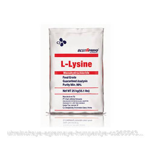 Аминокислота L-Лизин мешки 25 кг
