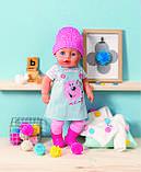 Кукла Беби Борн Кукла Нежные объятия Стильный Лук 826690 Zapf Creation, фото 3