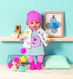 Кукла Беби Борн Кукла Нежные объятия Стильный Лук 826690 Zapf Creation, фото 4