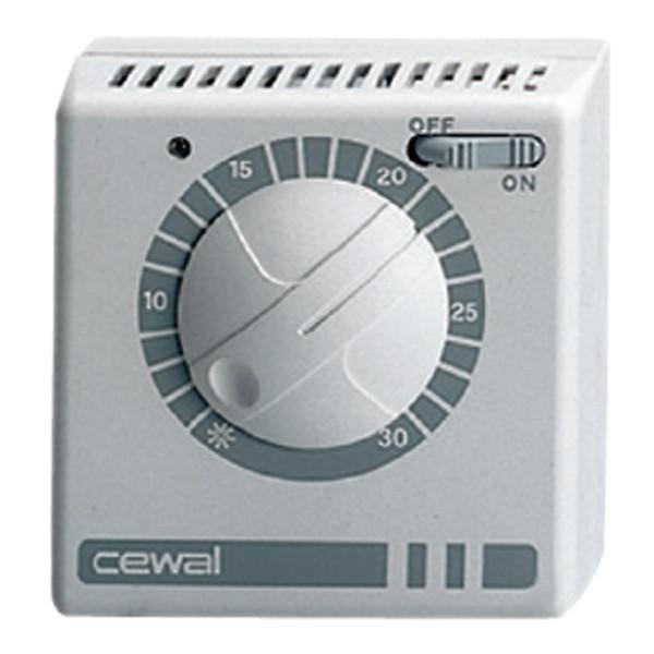 Механічний кімнатний регулятор температури Cewal RQ 05
