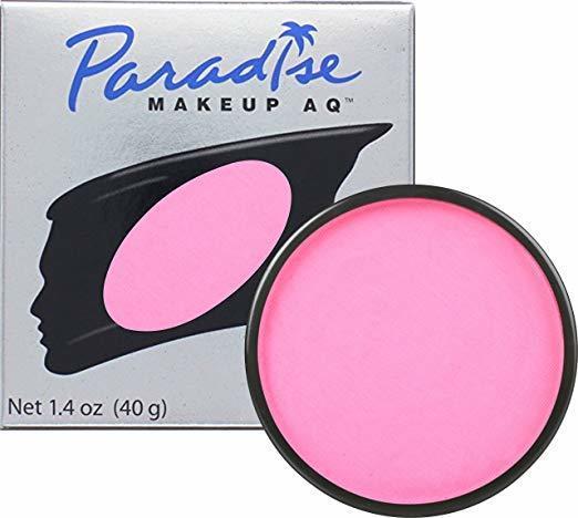 MEHRON Профессиональный аквагрим Paradise, Lt. Pink (Светло-розовый), 7 г