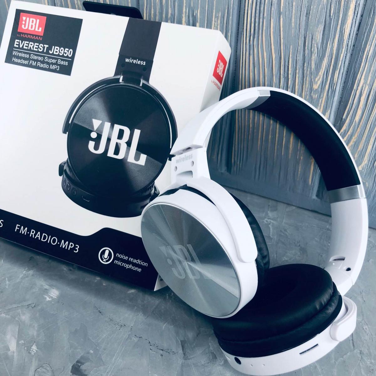 Беспроводные наушники Jbl 950BT Белые