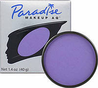 MEHRON Профессиональный аквагрим Paradise, Аквагрим Violet (Фиолетовый), 40 г, фото 1