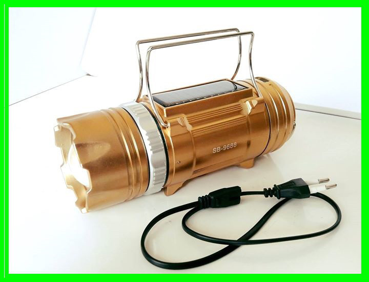 Многофункциональны Фонарик-Лампа на Аккумуляторе