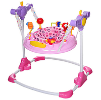 Прыгунок ВС 01-8 розового цвета.