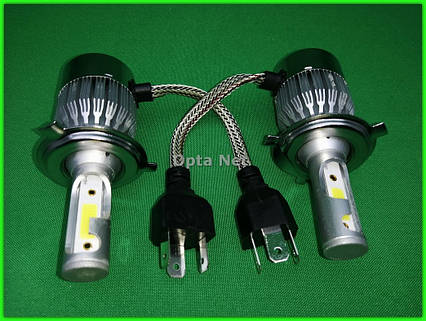 Комплект ксеноновых ламп для автомобиля  C6-H4