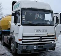 Лобовое стекло Renault Major H 305-370, триплекс