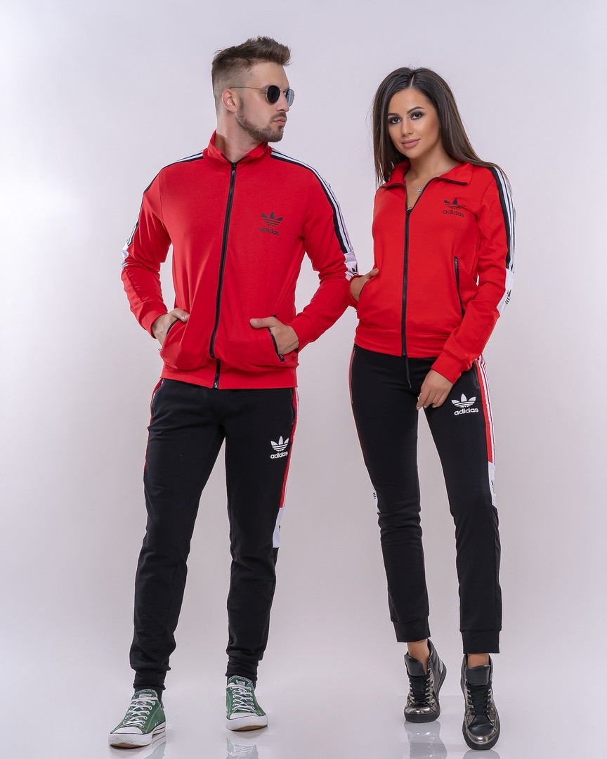 Спортивный костюм Adidas без капюшона.Костюм женский . ТОП качество!!! Реплика
