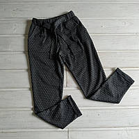 ✅Брюки для девочки двунитка Штанишки модные трикотажные Размеры 128 134 152