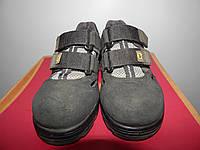 Мужские рабочие летние ботинки FSD р.37 кожа 009BRM