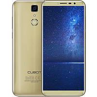 Смартфон Cubot X18 gold оригинал экран 5,7д камера 13 Мп Фронтальная камера 8 Мп