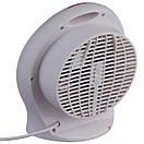 Тепловентилятор | обогреватель | калорифер | дуйка  Domotec MS-5902 (2000 W), фото 3