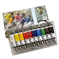 Набор масляных красок VAN GOGH 10 цветов 20 мл тубы в картоне