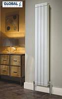 Вертикальні радіатори Global Oscar 1800/100 (Італія), фото 1