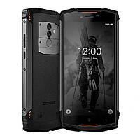Защищённый Смартфон Doogee S55 Lite black Полная защита от воды и пыли IP68