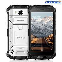 Защищённый Смартфон Doogee S60 Lite silver Gorilla Glass 5