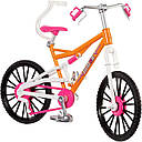 Кукла Барби горный велосипед Barbie Mountain Bike, фото 2