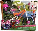 Кукла Барби горный велосипед Barbie Mountain Bike, фото 8