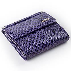 Женский кошелек BUTUN 590-008-010 кожаный фиолетовый