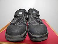 Мужские рабочие летние ботинки Steitz Secura р.38 кожа 010BRM