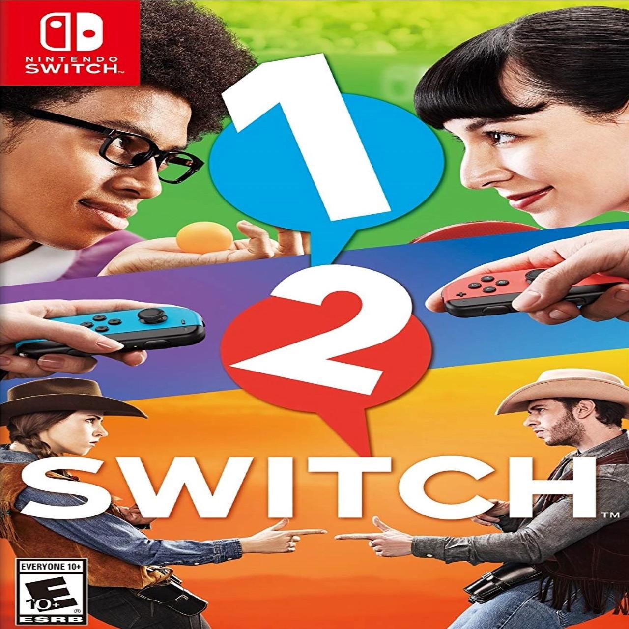 1-2-SWITCH SUB Nintendo Switch
