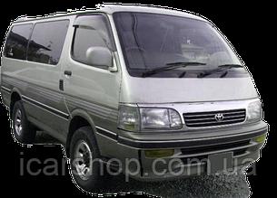 Стекло Toyota Hi-Ace H100 MAXI 00- Заднее салона Правое DG