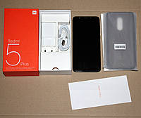 Смартфон Xiaomi Redmi 5 Plus 4/64GB Black GLOBAL VERSION original