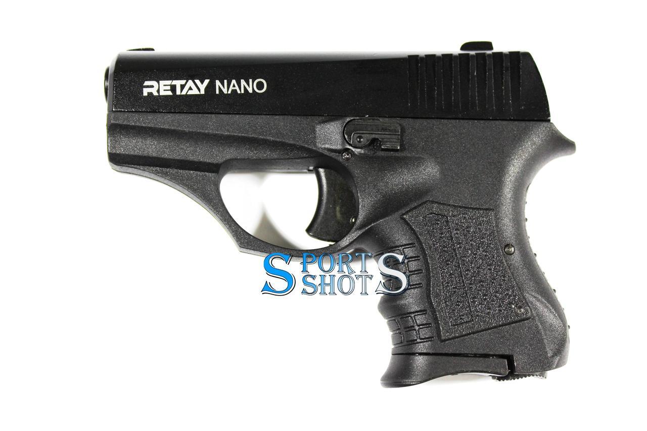 Стартовый пистолет Retay Nano Black