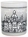 Чашка матовая сувенир Печерская лавра, фото 2