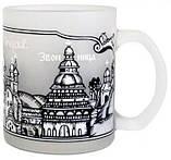 Чашка матовая сувенир Печерская лавра, фото 3