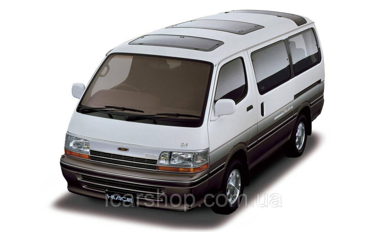 Стекло Toyota Hi-Ace H100 MAXI 00- Заднее салона Левое DG