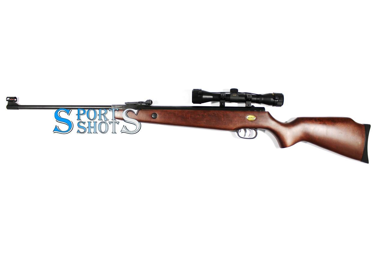 Пневматическая винтовка Beeman Grizzly X2 с оптическим прицелом 4х32 + чехол