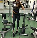 Спортивные лосины женские леггинсы для спорта фитнеса №29 (M), фото 6