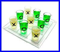 Алкогольная Игра Крестики Нолики (18+), фото 1