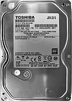 Жесткий диск HDD 1TB 7200rpm 32MB SATA III 3.5 Toshiba DT01ACA100 уценка 13DAU9GRSWK7