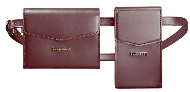 Набор женских сумок на пояс Blanknote Mini