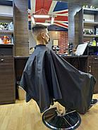 Пеньюар перукарський VSETEX | Накидка для клієнта салону краси, фото 3