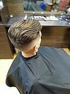 Пеньюар перукарський VSETEX | Накидка для клієнта салону краси, фото 4