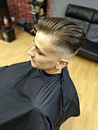 Пеньюар перукарський VSETEX | Накидка для клієнта салону краси, фото 5