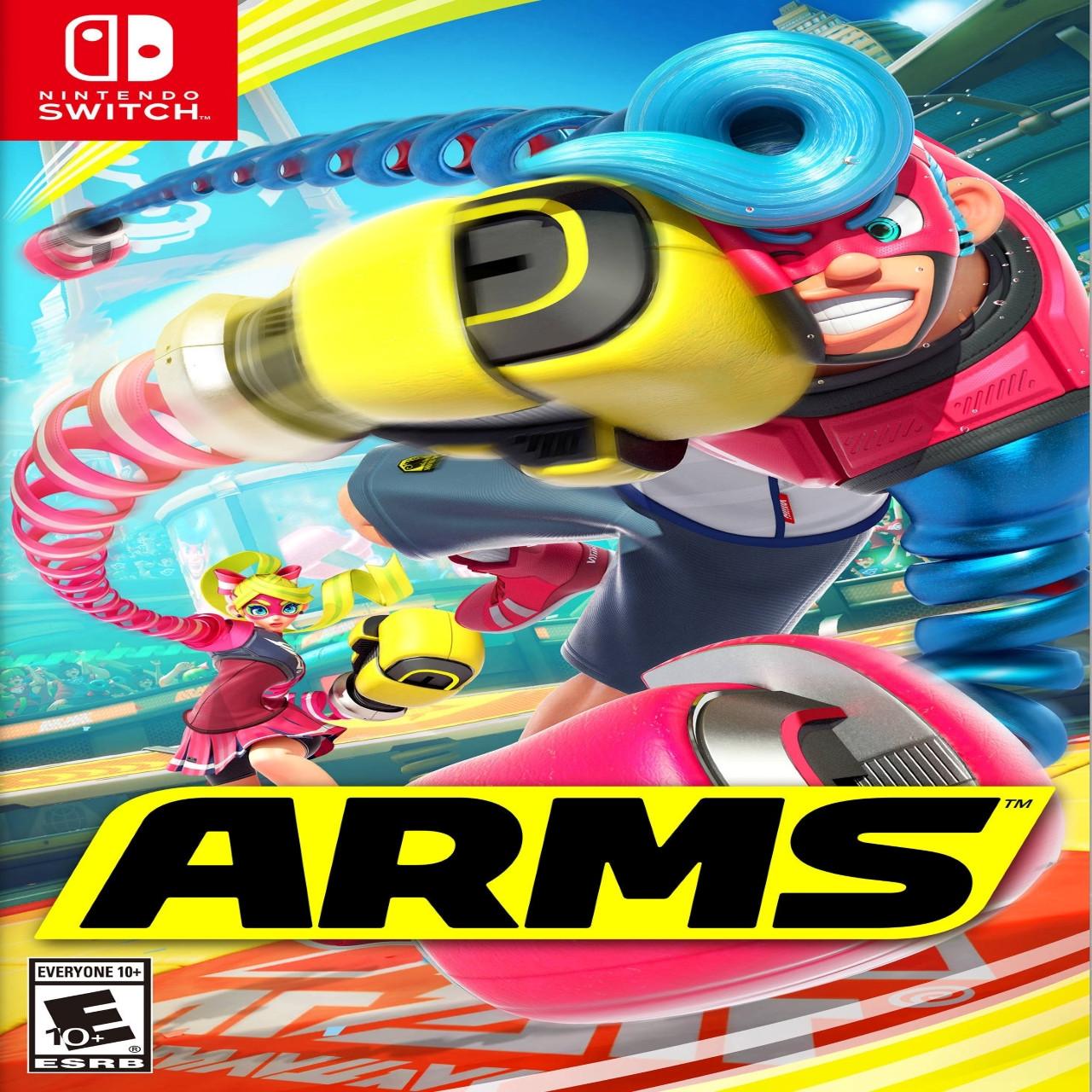 ARMS SUB Nintendo Switch (NEW)